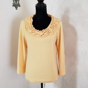 Jones of NY Knit Top, Sz. M Attention-getter!!
